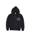 챔피온() BIG C LOGO HOOD ZIP UP