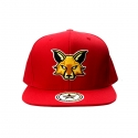 넘버스타(NUMVERSTAR) FFOXY RED SNAPBACK