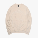 피피피(P.P.P) S ICON SWEAT SHIRTS (BEIGE)