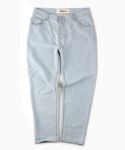 언티지() UTD-FP01 bright washing mom jean[blue(UNISEX)]