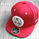 대드릭(DADLIK) EMBLEM CAP mini (RED/WHITE)