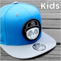 대드릭(DADLIK) EMBLEM CAP mini (NBLUE/GREY)