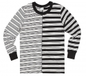 실크웜(SILKWORM) mix border T-shirt
