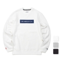 언리미트(UNLIMIT) Unlimit - Box Crewneck (AE-C037)