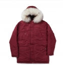 브라운브레스(brownbreath) WILL PARKA - BURGUNDY