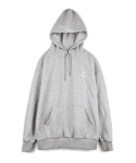 하이노크(HIGHKNOCK) hands up hooded sweatshirt grey - over fit