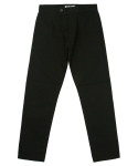 콰이트(QUITE) [콰이트]Black Oxford Chino Pants