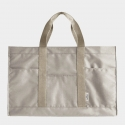 Floral Parkcation bag hiddenwhite ivory