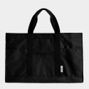 Floral Parkcation bag midnight black