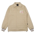 로맨틱크라운(ROMANTIC CROWN) [ROMANTICCROWN]G.L quilting coach jkt_beige