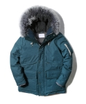 라이풀(LIFUL) BLIZZARD DOWN PARKA turquoise