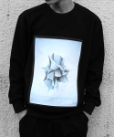 다이르 렌 모드(DAIR LEN MODE) Geometric Shapes sweatshirts