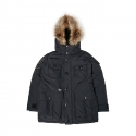 [PSLN] Explorer Parka Down Jacket (Black)