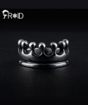 프루와(FROID) [FROID] frc-0110015r 925Sterling Silver Crown ring