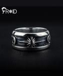 [FROID] frc-0150015r 925Sterling Silver WaveStar ring