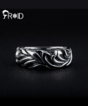 프루와(FROID) [FROID] frc-0260015r 925Sterling Silver gentle-Wave ring