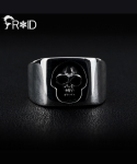 프루와(FROID) [FROID] frc-0370015r 925Sterling Silver deep-Skull ring
