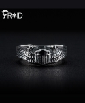 [FROID] frc-0710015r 925Sterling Silver Griffins ring