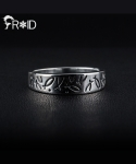 프루와(FROID) [FROID] frc-0850015r 925Sterling Silver Pictogram ring