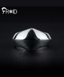 [FROID] frc-1020015r 925Sterling Silver Solar-eclipse ring