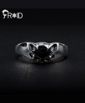 프루와(FROID) [FROID] frc-1400015r 925Sterling Silver arctic-Fox ring