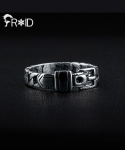 프루와(FROID) [FROID] frc-1560015r 925Sterling Silver chain-Belt ring
