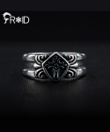 프루와(FROID) [FROID] frc-1970015r 925Sterling Silver antique-Inca ring