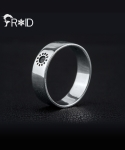 [FROID] frc-2260015r 925Sterling Silver ma-Sun ring