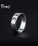 프루와(FROID) [FROID] frc-2270015r 925Sterling Silver ma-Moon ring