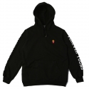 로맨틱크라운(ROMANTIC CROWN) [ROMANTICCROWN]frenchfries hoodie_black