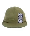 BANDANA PATCH CAMP CAP