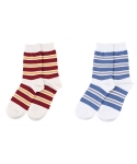 [2개 SET] SANDU alternate stripe socks 2P