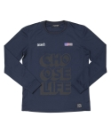 15 F/W CL FOOTBALL JERSEY NAVY