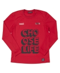 15 F/W CL FOOTBALL JERSEY RED