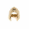 Warbonnet Ring (Gold)