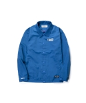 리타(LEATA) LEATA x SAMBYPEN TIRED coach jacket blue