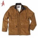 알타몬트(Altamont) [Altamont] GRIFT JACKET (Brown)