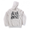 [Altamont] STACKD PULLOVER HOOD (Grey)
