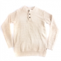 [Altamont] LUCIEN X CRAFTED CAPSULE MILANO KNIT SWEATER (Ivory)