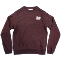 알타몬트(Altamont) [Altamont] NO LOGO HEATHER SPECIAL CREW (Red/Heather)