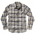 [Altamont] PROWLER PLAID BUTTON-UP L/S SHIRTS (Bone)