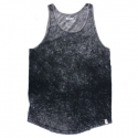 알타몬트(Altamont) [Altamont] ASYM CUSTOM WASH PREMIUM TANK TOP (Black Wash)