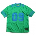 [Altamont] GOUND ZERO OFF BOWERY COLLABORATION MESH JERSEY S/S (Green)