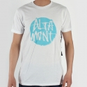 알타몬트(Altamont) [Altamont] WALLACE SLIM FIT S/S (White)