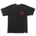 알타몬트(Altamont) [Altamont] STACKED LOGO CHEST NORMAL FIT S/S (Black)