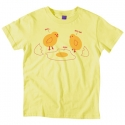 엔조이(ENJOI) [enjoi] FAMILY BREAKFAST PREMIUM SLIM FIT S/S WOMENS (Lemon)