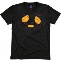 엔조이(ENJOI) [enjoi] FAMILY BREAKFAST PREMIUM SLIM FIT S/S WOMENS (Black)
