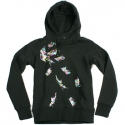 에트니스(Etnies) [etnies girls] BIRDS OF A FEATHER GIRLS HOOD (Black)