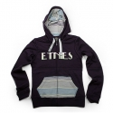 에트니스(Etnies) [etnies girls] CALIFORNICATION GIRLS ZIP HOOD (Blackberry)