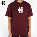 에트니스(Etnies) [Etnies] ICON MID 10 BASIC FIT S/S (Burgundy)